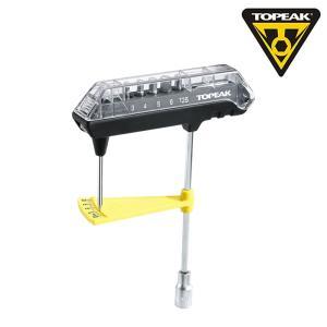 TOPEAK トピーク ComboTorq Wrench & Bit Set コンボトルク レンチ ...