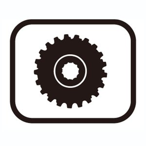 SHIMANO シマノ スモールパーツ・補修部品 スポークプロテクター MF-TZ20-CP Y1UU41000 シマノスモールパーツ|qbei