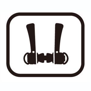 SHIMANO シマノ スモールパーツ・補修部品 歯付座金 前用 Y62374000 シマノスモールパーツ|qbei
