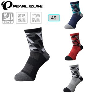 PEARL IZUMI パールイズミ 2016年秋冬モデル Winter Socks ウィンターソックス 49