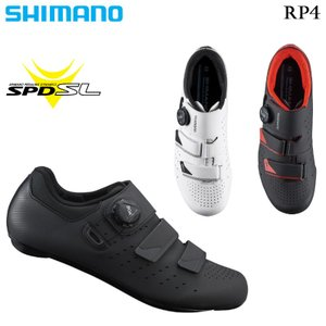 《即納》SHIMANO シマノ 2019年モデル RP4 SH-RP400 SPD-SLビンディングシューズ《S》|qbei