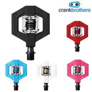 crankbrothers(クランクブラザーズ) CANDY1(キャンディ1) マウンテンバイク(MTB)用ペダル qbei