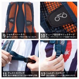 《即納》[あすつく]BIKOT(ビコット)Backpack 10リットル バックパック サイクリング【国内独占】《P》|qbei|19