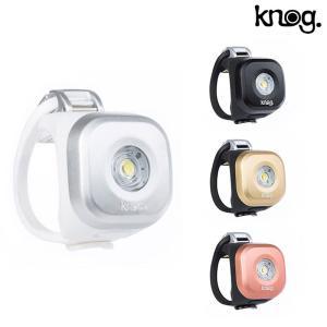 《即納》knog ノグ BLINDER MINI DOT ブラインダーミニドット LEDライト フロント 充電式 20ルーメン《P》|qbei