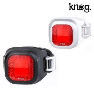 《即納》knog ノグ BLINDER MINI CHIPPY ブラインダーミニチッピー LEDライト リア 充電式 11ルーメン《S》《P》|qbei