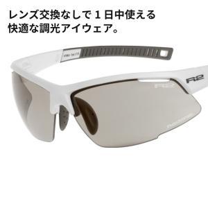 《即納》[あすつく]【紫外線対策】【国内独占】R2(アールツー) RACER レーサー ホワイト qbei