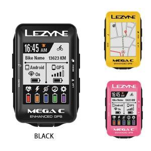 《即納》[土日祝もあすつく]【記念カラー登場!】LEZYNE レザイン MEGA COLOR GPS メガカラー GPS|qbei