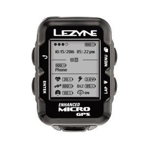 LEZYNE レザイン MICRO GPS マイクロGPS サイクルコンピューター|qbei
