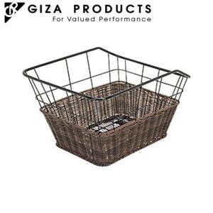 @アクセサリ≫バスケット・カゴ≫リアバスケット GIZA(ギザ)