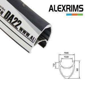ALEXRIMS アレックスリム DA22 qbei