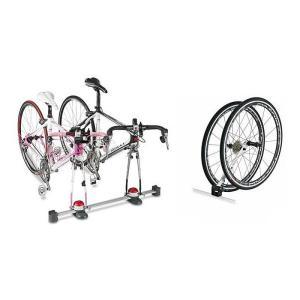 《即納》[土日祝もあすつく]MINOURA ミノウラ VERGO-TF2-WH VERGOTF2WH ホイールサポート1台付き 自転車車載キャリア・自動車内積載用スタンド qbei 02