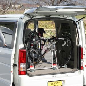 《即納》[土日祝もあすつく]MINOURA ミノウラ VERGO-TF2-WH VERGOTF2WH ホイールサポート1台付き 自転車車載キャリア・自動車内積載用スタンド qbei 03