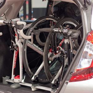 《即納》[土日祝もあすつく]MINOURA ミノウラ VERGO-TF2-WH VERGOTF2WH ホイールサポート1台付き 自転車車載キャリア・自動車内積載用スタンド qbei 05