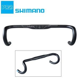 《即納》SHIMANO PROシマノ プロ LTコンパクト ドロップハンドル ロードバイクドロップハ...