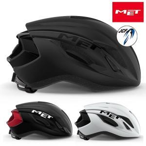 【リヴァーレの弟分】MET メット 2019年モデル STRALE ストラーレ【エアロロードヘルメット】《P》|qbei