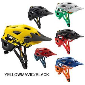 《即納》MTBにおすすめヘルメット MAVIC(マヴィック)CROSSMAXPRO(クロスマックスプロ)《S》|qbei