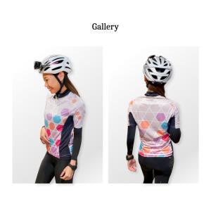 《即納》サイクルジャージ BIKOT(ビコット) CYCLING JERSEY(サイクリングジャージ)ロードバイクにおすすめサイクルウェア 和柄半袖ジャージ《P》|qbei|10