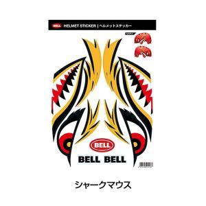 BELL ベル 2019年モデル BELL ステッカー《P》|qbei