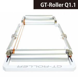 《即納》[あすつく]GROWTAC(グロータック) GT-Roller(GTローラー) Q1.1 4本ローラー GT Roller 3本ローラー台進化系|qbei