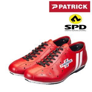 【先行予約受付中】PATRICK パトリック POULIDOR SPD プリドール SPDビンディングシューズ カンガルー・レザー C1317[先行予約受付中]《P》|qbei