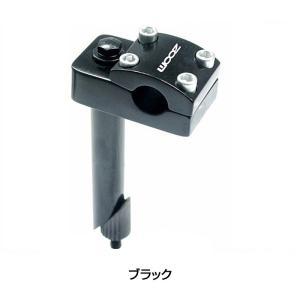 ZOOM ズーム MX-370 BMX用1インチスレッドステム|qbei