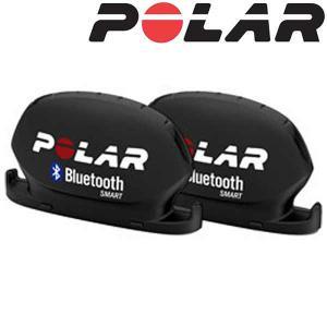 POLAR ポラールメーター スピードケイデンスセンサーセットBLUETOOTH SMART|qbei