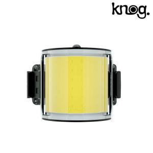 《即納》knog ノグ LIL' COBBER リルコバー フラッシングライト フロント USB充電式 110ルーメン|qbei