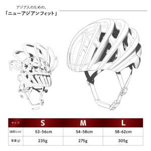 《即納》KPLUS (ケープラス) NET ネット ロードバイク用ヘルメット S005 qbei 10