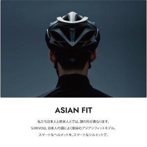 《即納》KPLUS (ケープラス) SUREVO シュレーヴォロードバイク用ヘルメット S006|qbei|07