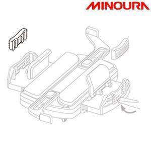 MINOURA ミノウラ、箕浦 iH-220/520 iH220/520用ウィング固定樹脂 赤 1個|qbei