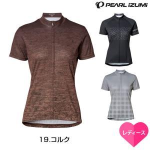 [GWも営業中]PEARL IZUMI パールイズミ 2019年春夏モデル サイクルプリントジャージ W334-B|qbei