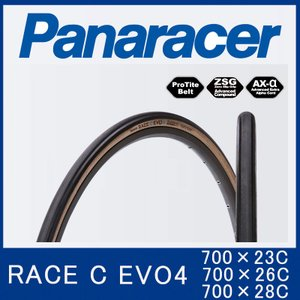Panaracer パナレーサー RACE C EVO4 レースCエボ4 クリンチャー タイヤ 70...
