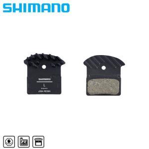 シマノ ディスクブレーキパッド J03A レジン フィン付 SHIMANO 土日祝も営業 即納 ケーブル ロードバイクの画像