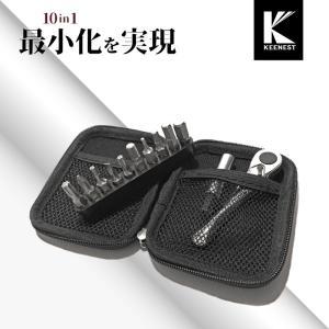 《即納》5と0つく日P15倍!KEENEST キーネスト Power Ratchet tool se...
