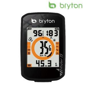 《即納》bryton ブライトン RIDER 15C ライダー15C ケイデンスセンサー付《P》