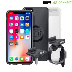 SP CONNECT エスピーコネクト バイクバンドル iPhone XS/X対応|qbei