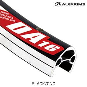 ALEXRIMS アレックスリム DA16 DA-16 リム 18インチ 小径車用|qbei