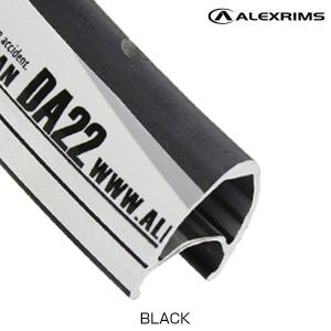 ALEXRIMS アレックスリム DA22 DA-22 リム 18インチ 小径車用 qbei