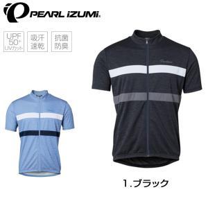 PEARL IZUMI パールイズミ 2019年春夏モデル フリージーサイクルジャージ 336-B|qbei