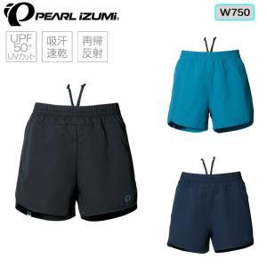 《即納》PEARL IZUMI パールイズミ 2019年春夏モデル サイクルショートパンツ W750|qbei