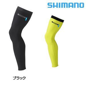 《即納》[GWも営業中]秋冬ウェア在庫処分大セール SHIMANO シマノ 2018年モデル レッグウォーマー《S》|qbei