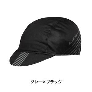 KAPELMUUR カペルミュール 2019年モデル サイクルキャップスピードライングレー×ブラック LION・リオン licap025|qbei