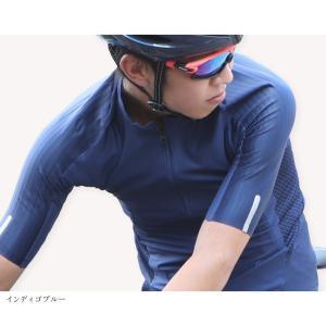 《即納》[あすつく]LIBIQ(リビック) エアロウィングジャージ 半袖 サイクルジャージ メンズ 春夏 自転車【国内独占】|qbei|16