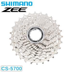 《即納》SHIMANO 105 CS-5700 カセットスプロケット 10S 11-25T/28T 12-25T/27T|qbei