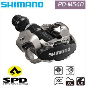 SHIMANO シマノ SPDペダル PD-M540 qbei