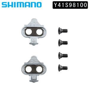 [GWも営業中]SHIMANO シマノ SM-SH56 SPD CLEAT SET SMSH56 SPD クリートセット ナット無し|qbei