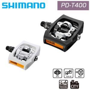 SHIMANO EPDT400LR PD-T400 CLICK'R Pedal シマノ クリッカー SPD ペダル qbei