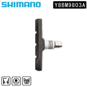 《即納》SHIMANO シマノ BRAKE SHOE SET ブレーキシューセット M70T4|qbei
