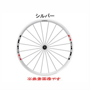 SHIMANO Road Wheel Front&Rear シマノ ロード用ホイール 前後セット WH-R501 EWHR501PCBY|qbei