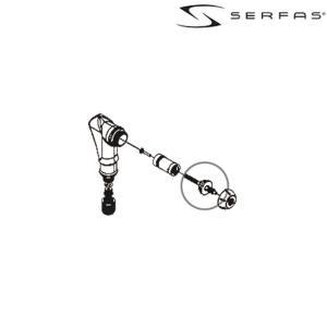 《即納》SERFAS FP-200 サーファス バルブヘッド FP-200用